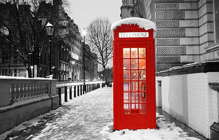 Luxury Guide to Exploring London in the Winter