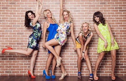 5 Best Places in the U.S. for Bachelorette Parties
