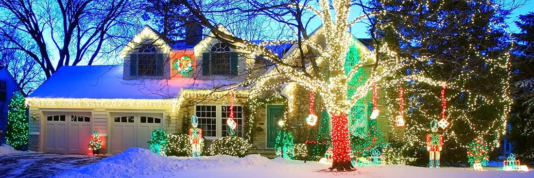 Christmas Lights Milwaukee.Candy Cane Lane Milwaukee In 2016 Flights Blog