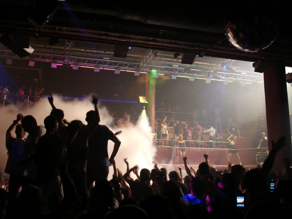 Nightclub in Ibiza