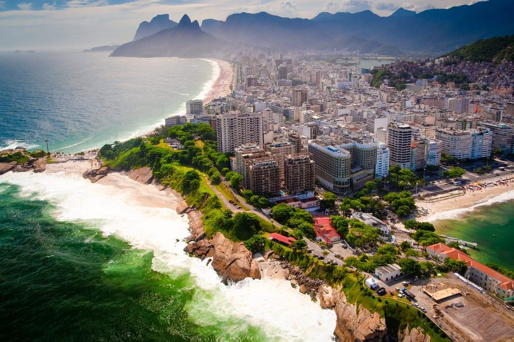Rio de Janerio Waterfront