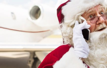 The 10 Most Crowded Airports on Santa's Naughty List