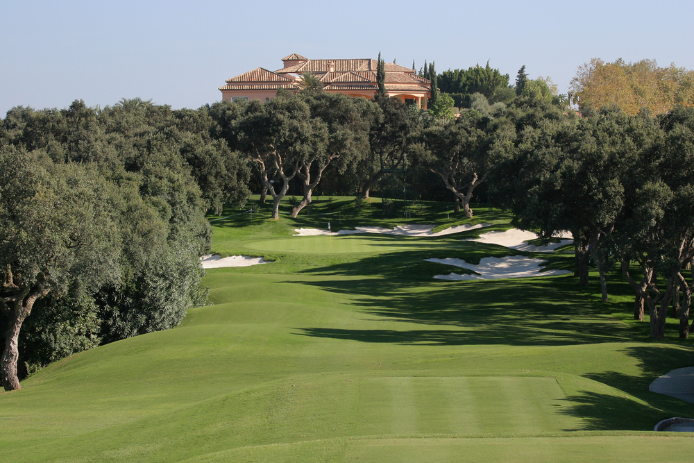 cw14_2_Valderrama Golf Course Spain