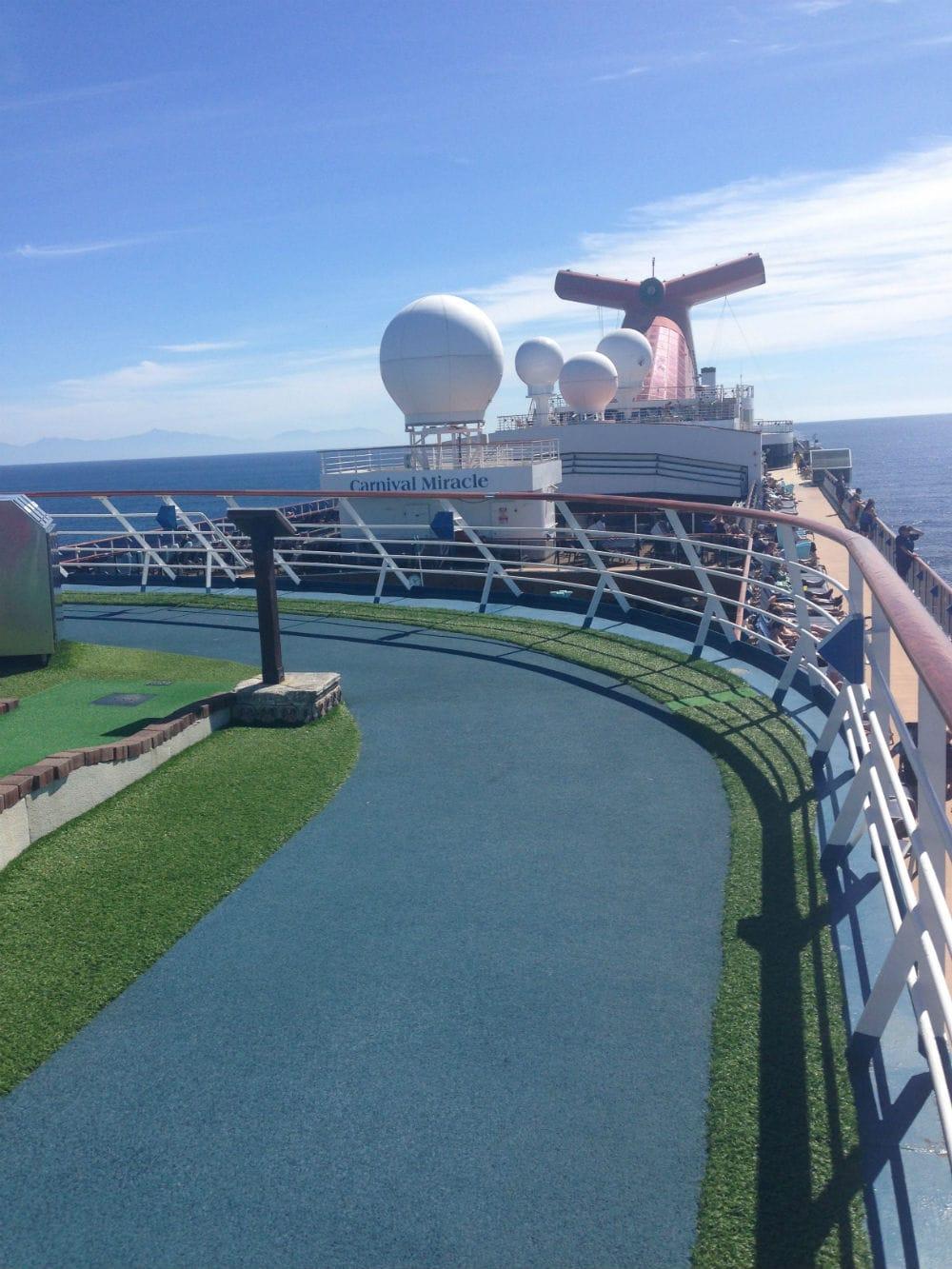 Cruise-Track
