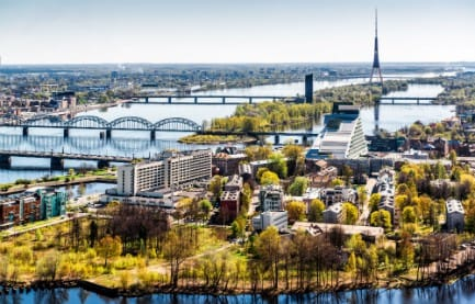Exploring the European Capitals of Culture: Riga, Latvia
