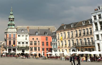 Exploring the European Capitals of Culture: Mons, Belgium