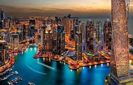 5 Reasons Dubai is the Most Excessively Decadent City in the World