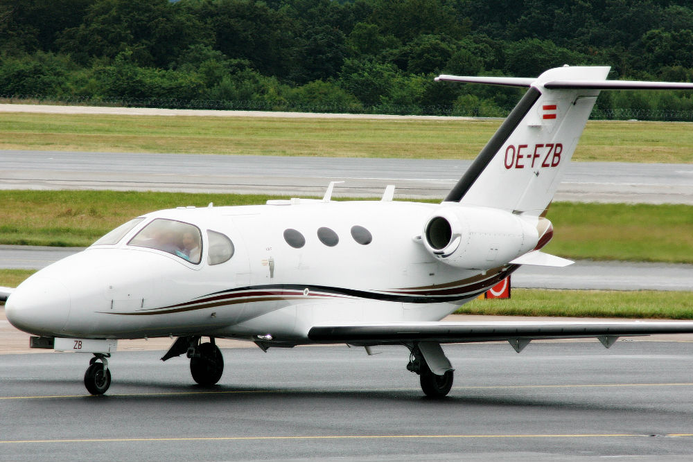 Body - Cessna Citation Mustang