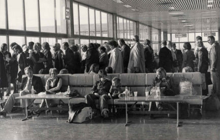 Airports and Their Amenities Over Time